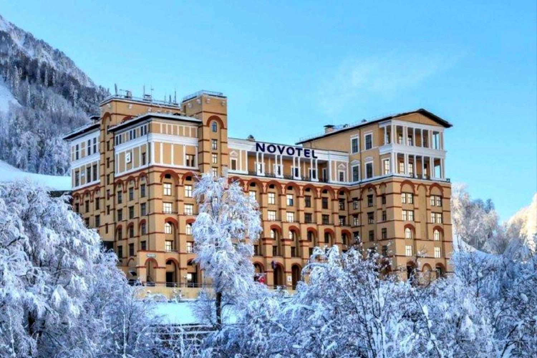 Bashkortostan / Caucasus