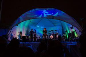 Kemi Tourism Ltd. Opening Ceremony in 2015 Sonata Arctica