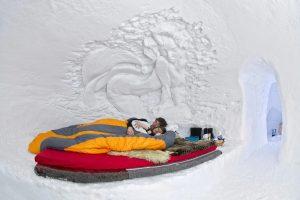Schneedorf Igloo (5)