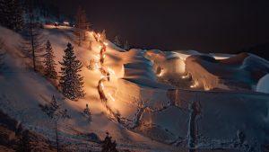 Schneedorf Igloo (7)
