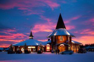 Snow Village (3)