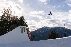 Halaw Snowboard Invitational - Mikey Ciccarelli