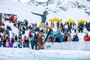 Action from the WSSF Slushcup 2019